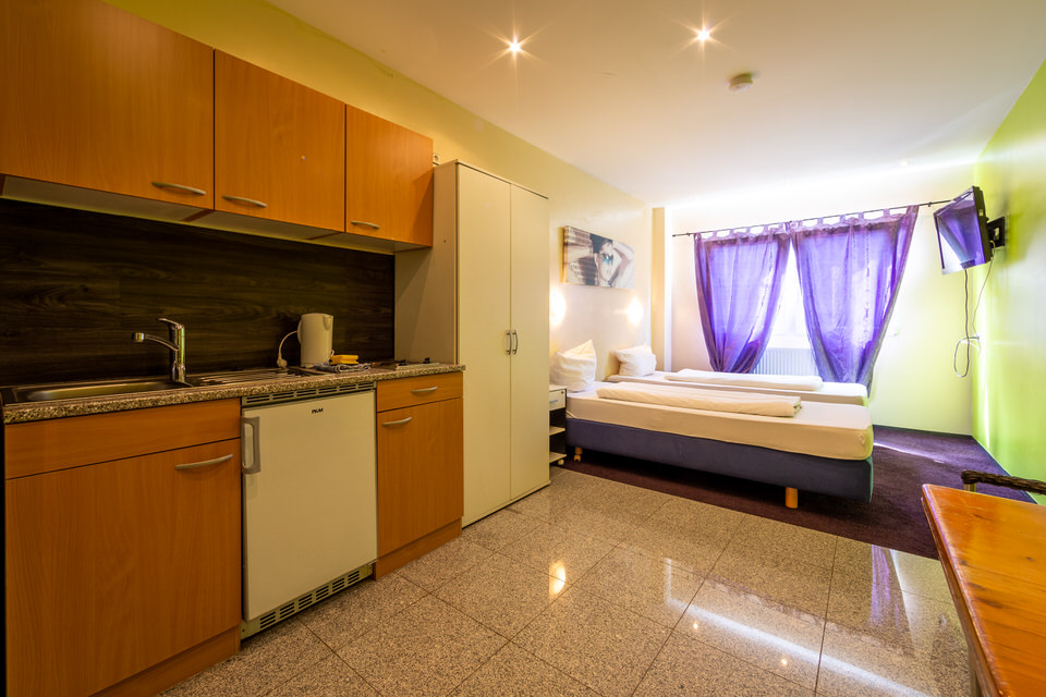 Apartments 13-16